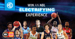 Win an NBL Electrifying Experience for 2 Worth $4,590 from MG Motor