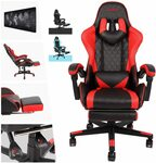 AUSELECT Gaming Chair $129.99, Standing Raising Desk $129.99 Delivered @ AU SELECT Amazon AU