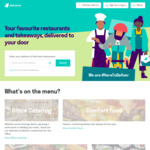 [WA] Free Delivery from 24/04 to 26/04 with $10 Minimum Spend @ Deliveroo (Perth)