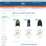 Outrak Ski Clothing - Ski Jackets $49 (Was $119.99), Ski Pants $49 (Was $99.99) C&C /+ Shipping @ BCF (Club Membership Required)