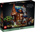 LEGO 21325 Ideas Medieval Blacksmith + LEGO 30550 Creator Easter Bunny $198.99 Delivered @ MyHobbies