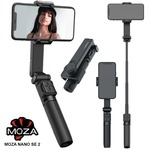 Moza Nano SE 2 Selfiestick Gimbal Black $49.95 Delivered @ DC Cameras