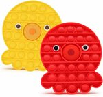 2 Pieces of POP Fidget Toys $10.49 (Was $13.99) + Delivery ($0 with Prime/ $39 Spend) @ Bugless Amazon AU