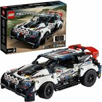 LEGO Technic App Controlled Top Gear Rally Car 42109 $111.39 Delivered @ Amazon AU