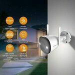 Imou Bullet 2E Wi-Fi 1080p Outdoor Camera with Colour Night Vision $59.99 Delivered @ imou eBay