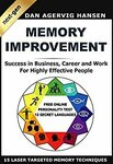 [eBook] Memory Improvement Next-Gen: Memory Improvement for Success in Business, Career and Work US$0.77 (~A$0.99) @ Amazon US