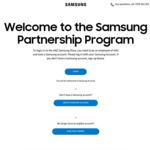 Samsung Galaxy Z Flip $799.15 (After $50 Newsletter Voucher) @ Samsung Enhanced Partner Portal