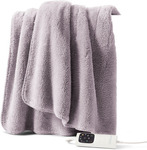 [NSW, ACT] Sunbeam Feel Perfect Cosy Sherpa Fleece Heated Throw TRF4200 $67 Delivered @ Appliances Online