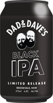 Dad & Dave's Black IPA 2x Cartons (48x 375ml Cans) $150 (Was $259.90) Delivered @ Dad N Dave's Brewing