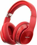 Edifier W820BT Bluetooth Headphones with 80-Hour Battery Gold/Red/White $30.79 Delivered @ Edifier Au Amazon AU