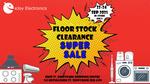 [QLD] Appliance Store Floor Stock Clearance Sale (Mitsubishi LX Grande MRLX630EMGSLA $2193 Pickup) @ eJoy Electronics in-Store