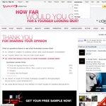FREE - L'Oreal Revitalift Laser X3