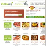 Menulog $10 off Your Order (MUST USE CREDIT CARD)
