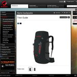 Mummut 45L + 7L Backpack $71 after Extra 25% off @ Mountain Design Store