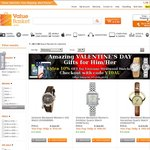 Valentine's Day Special: Vivienne Westwood Watches with Extra 10% OFF (Free Shipping)