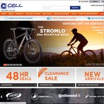 CELL Bikes - FREE Shipping on EVERYTHING - Local Oz Company