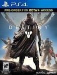 Destiny Beta Key (PS4, PS3, XBONE, XB360) - Free on Amazon