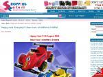 $159.95 Kids Electric 6 Volt Ride On Formula 1 Racing Car - Free Delivery - ShoppingSafari