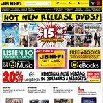 Xbox One + 5 Games  $599, PS4 + 4 Games $599 @JBHIFI