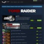Tomb Raider (2013) $4USD @ Steam