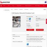 NAB Qantas Rewards Premium Card - 40K Bonus Frequent Flyer Points + $0 Annual Fee First Year