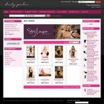 Lingerie Sale $11 + $9 Shipping @ Booty Parlor