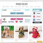 Sale at Brands for Kids | 50% Off All Clothes and Shoes