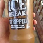 Free Ice Break Stripped 500mL at Central Station Sydney (Eddy Avenue side)