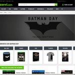 Zavvi Batman Day: The Batman Legacy Boxset Blu-Ray $20.99
