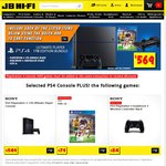 PS4 1TB + FIFA 16 + Extra Controller $582.44 Delivered + 5% off w/ CashRewards ($553.32) @ JB Hi-Fi