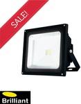 Extra 15% off Brilliant Avenger LED DIY Floodlight 10W - $29.75 + Delivery @ Fans on Sale