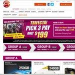 Shopping Express $199 Trifecta EG AC1900 Router/8GB Ram/4xAV Adapter (+Shipping)