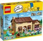 Lego Simpsons House (71006) or Kwik-E-Mart (71016) $263.99ea Delivered @ ShopForMe
