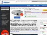Free Bonus Optoma Lamp with Every Optoma HD-20 Projector HD20 @ DigitalCinema.com.au