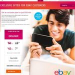 Telstra $40 Mobile Plan, 7 GB (12 Months, SIM Only), Apple Music, AFL/NRL pass - eBay Promotion