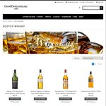 Single Malt Scotch Whisky [Less than Dan Murphy's] ($9 Delivery or Free Order > $300) @ Gooddrop