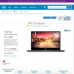 Dell XPS 15 - 6th Gen Intel Core i7 Processor, Windows 10 Home, 16GB Memory, 512GB SSD, GTX 960M & UHD Touch Display - $2549