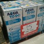 Aqua to Go Water Dispensor $5 at Officeworks Vic