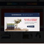 Sheridan Outlet Extra 25% off Store Wide until This Sunday