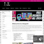 Free Shipping and 10% off Ink and Toners at Inkspot