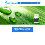 Ice Clear Water Purifier System (under The Sink, 6 Filters) Installed for $99 WA Only, Original around $400
