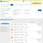 Perth > Chennai > Melbourne > Perth on Singapore Airlines Mainly for $372 @ Expedia