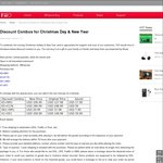 FIIO - K5+RM1 US$110, K5 + E17K US$170, DK1 + RM1 US$30, X1 + EX1 US$110, X3II + EX1 + 2 cases + 16GB sd US$200 [free shipping]