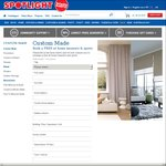 40% off Indoor Shutters at Spotlight and FREE at Home Measure & Quote (VIC & QLD)
