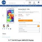 Samsung Galaxy S5 16GB $367 @ BigW