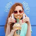 Half Priced Frappuccinos 4pm-5pm, Feb 7- Feb 19 @ Starbucks