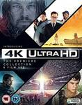 4K Ultra HD - The Premiere Collection (6 Movies: Revenant, Life of Pi, etc) ~AU$63 (£36.91) Delivered @ Amazon UK