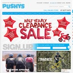 Pushys Free Shipping Site Wide (Min Spend $30)