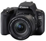 Canon EOS 200D + 18-55mm STM: $719.96 + Delivery @ Ted's on eBay