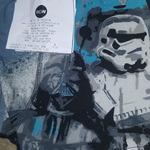 """Star Wars """"THE DARK SIDE"""" Trunks $5 @ Big W South Yarra VIC"""